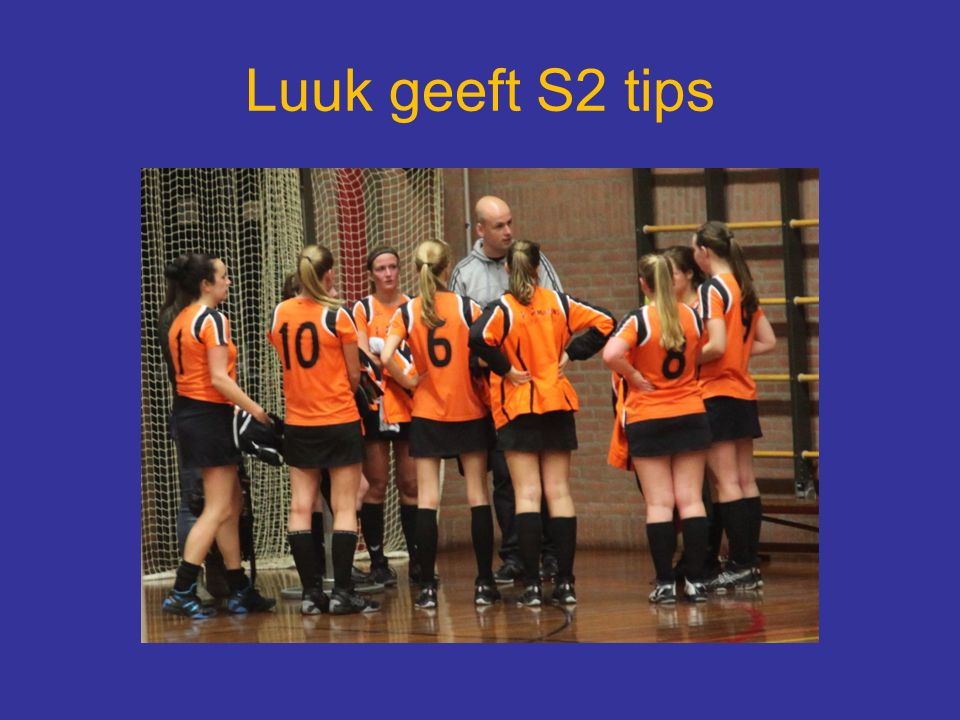 Luuk geeft S2 tips