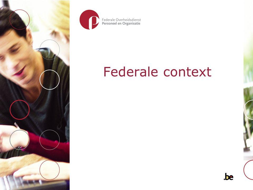 Federale context