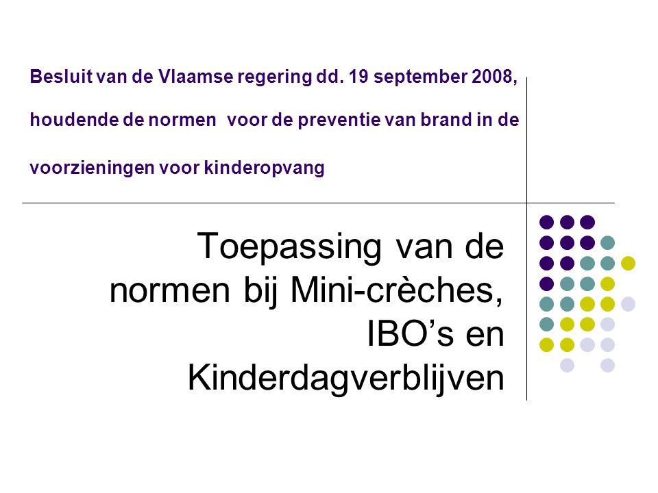 Besluit van de Vlaamse regering dd