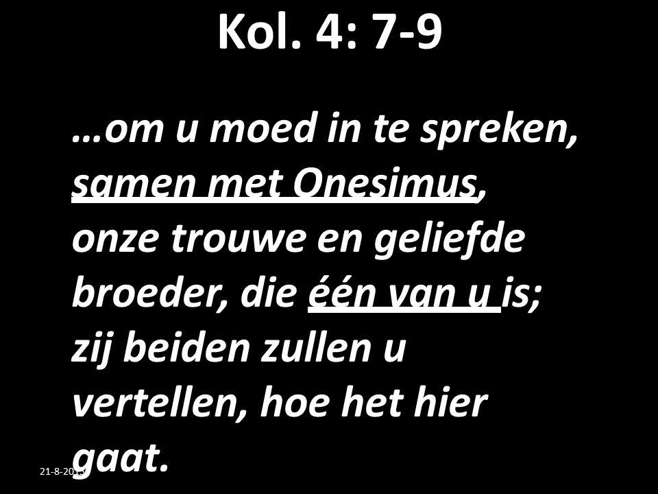 Ppt bij de preek over Filemon op zondagmorgen 19 juli 2015 in Middelburg