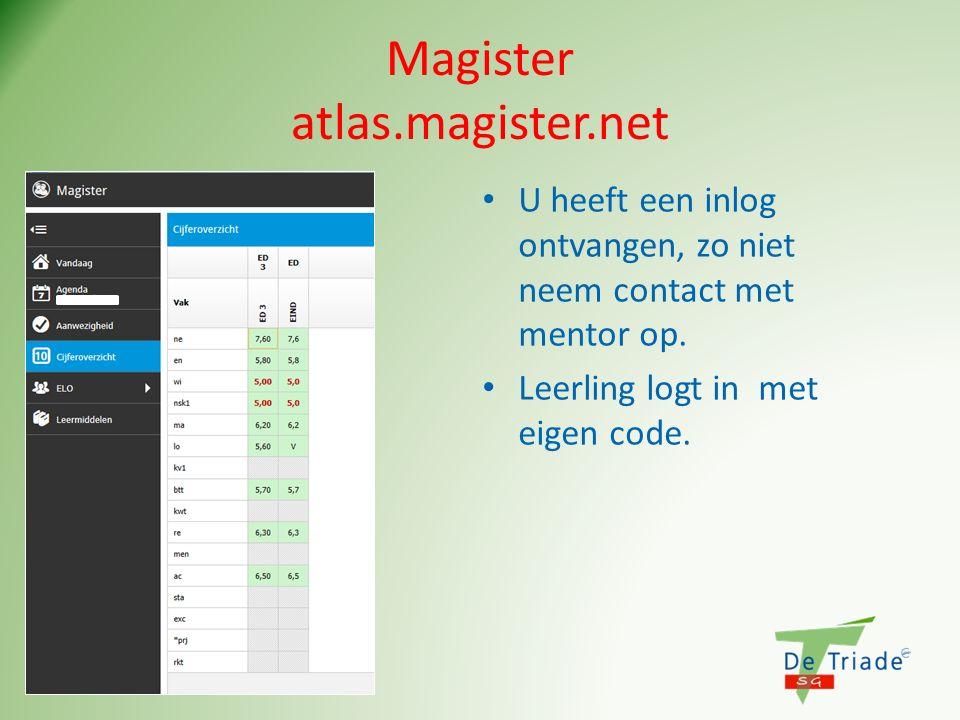 Magister atlas.magister.net