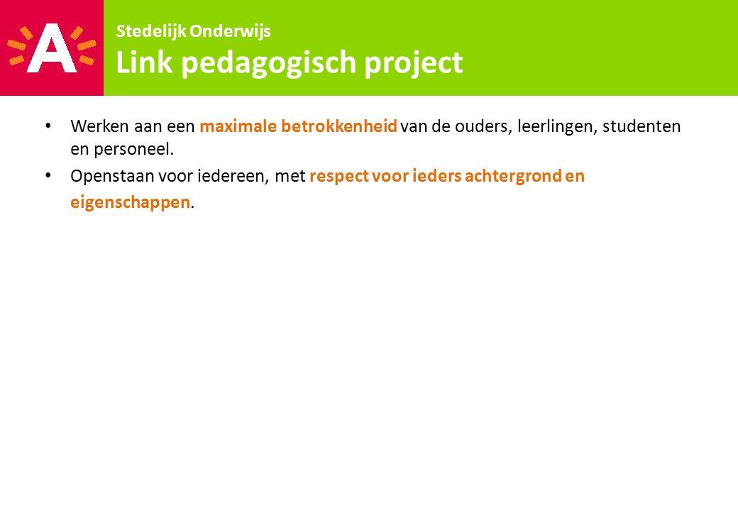 Link pedagogisch project