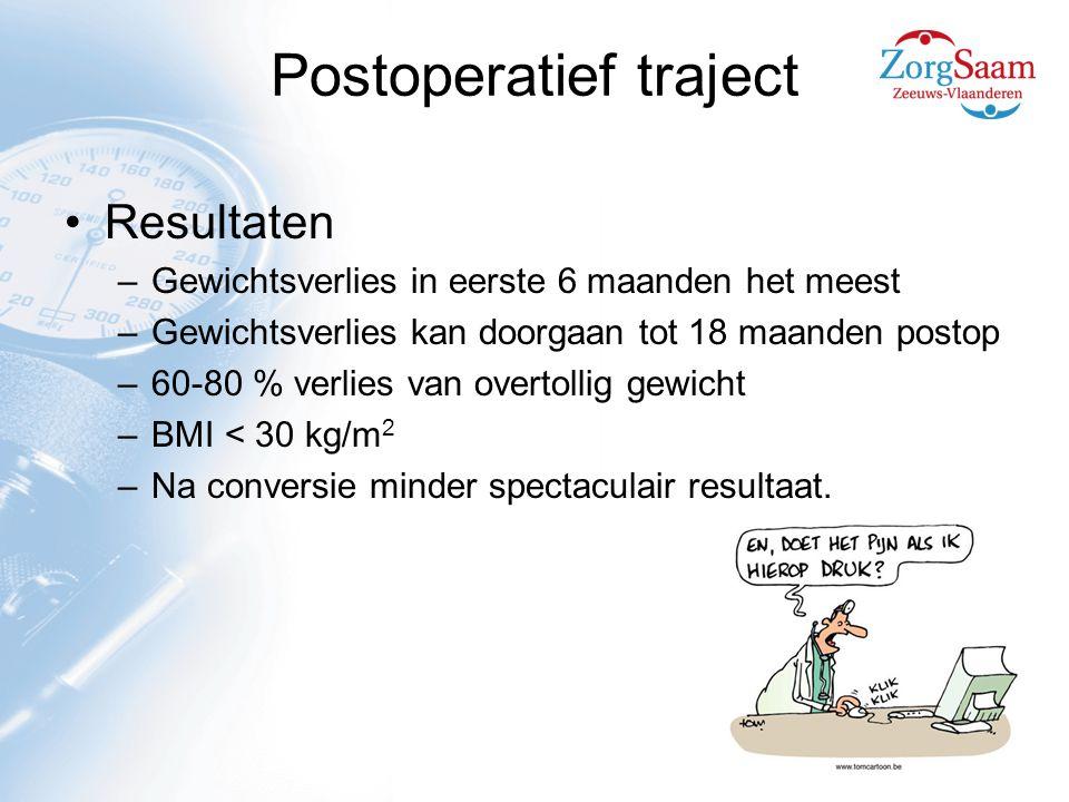 Postoperatief traject