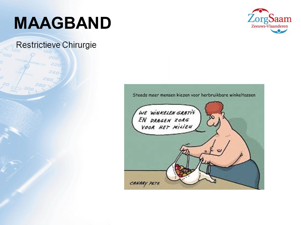 Maagband Restrictieve Chirurgie