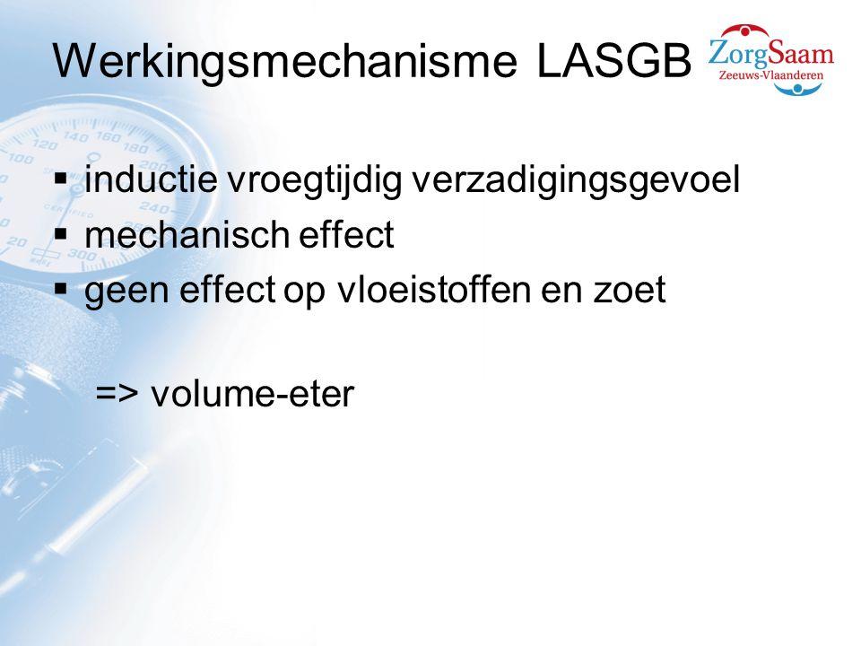 Werkingsmechanisme LASGB