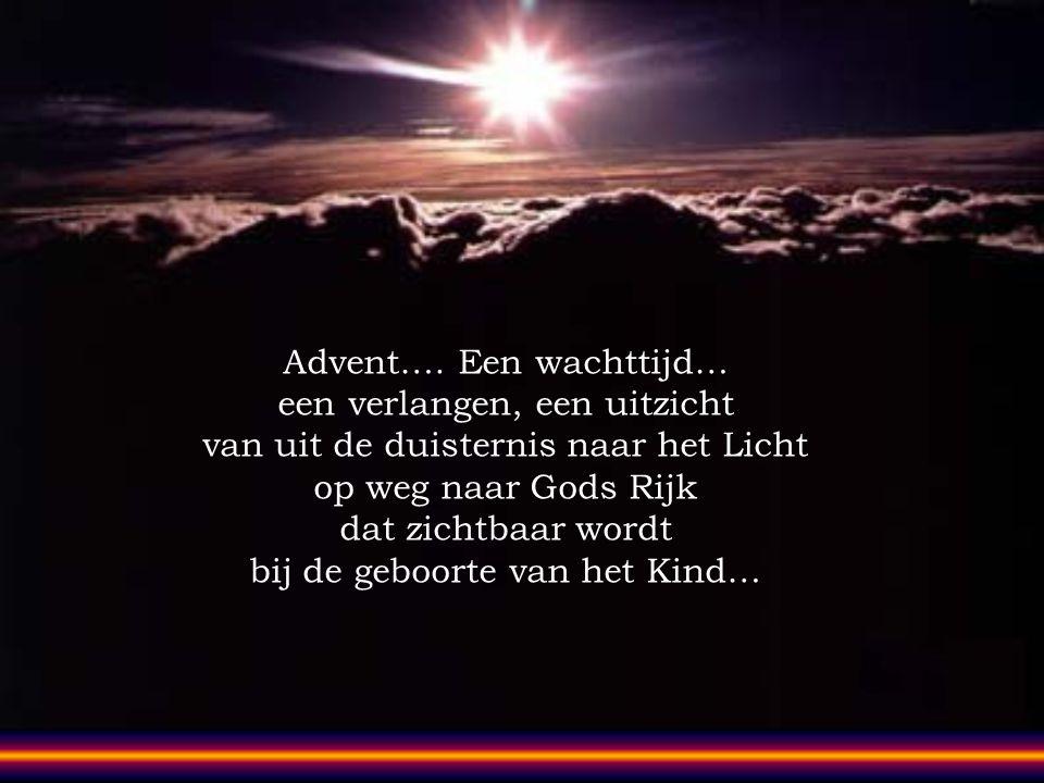 Advent….