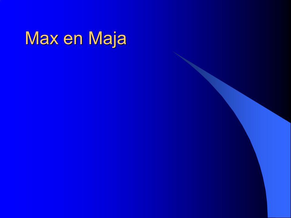 Max en Maja
