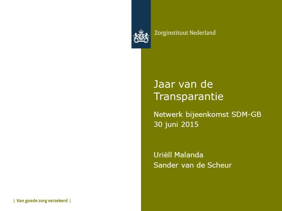 Jaar van de Transparantie