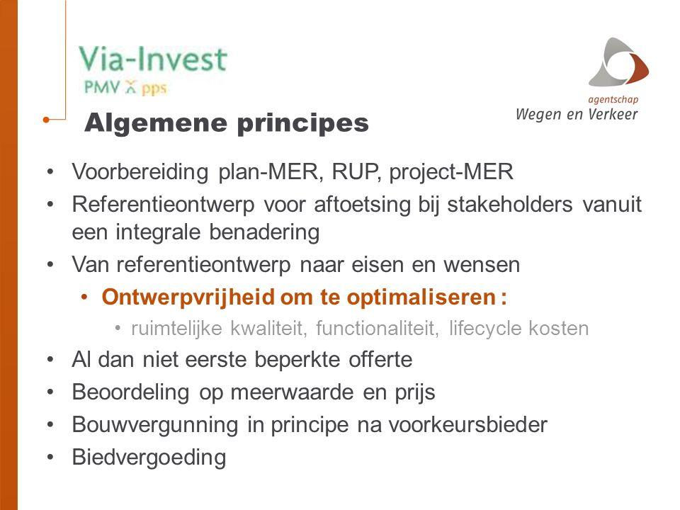 Algemene principes Voorbereiding plan-MER, RUP, project-MER