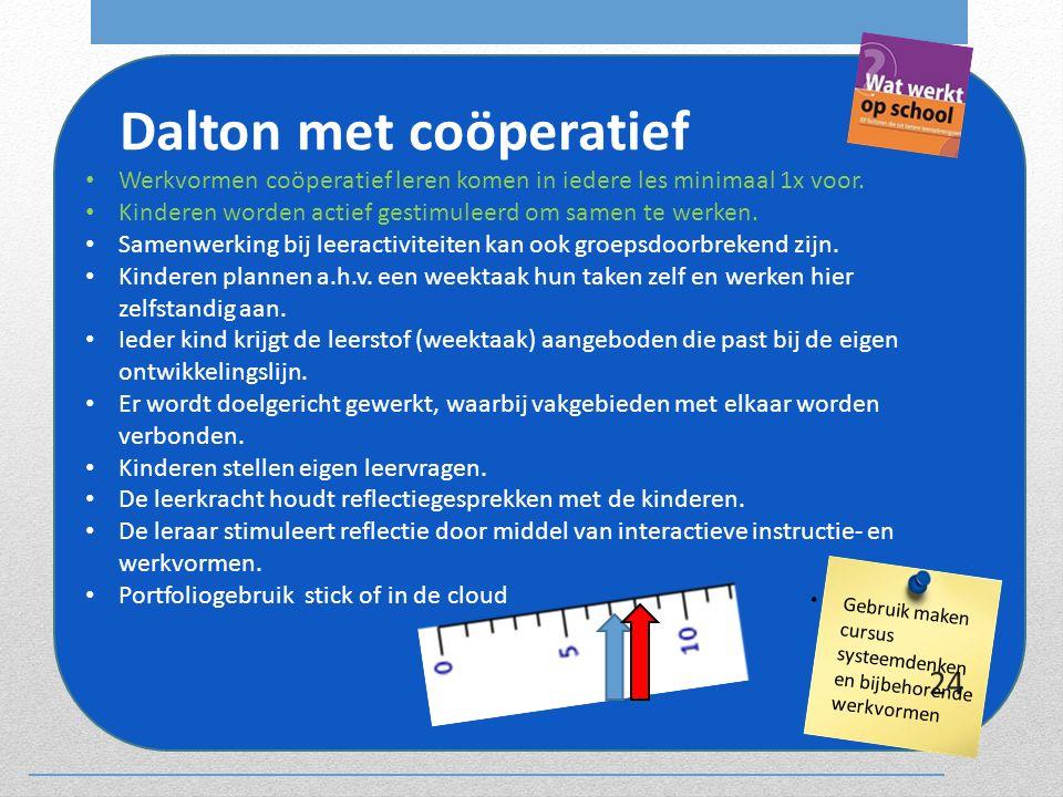 Dalton met coöperatief