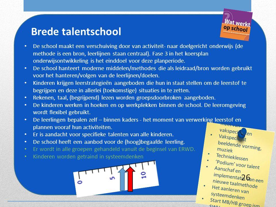 Brede talentschool