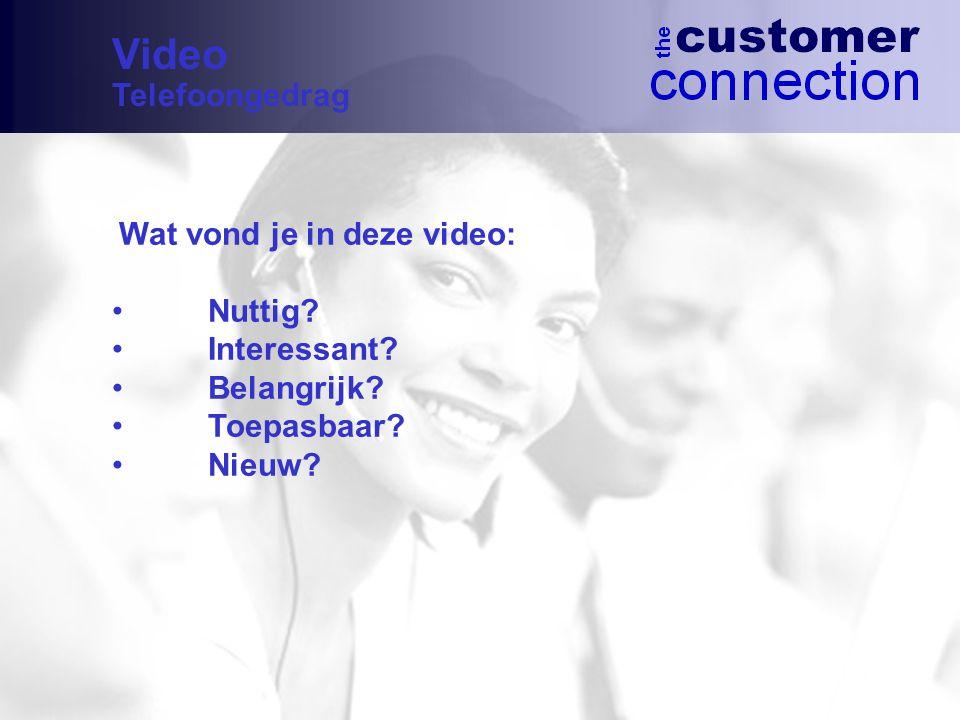 Video Telefoongedrag Nuttig Interessant Belangrijk Toepasbaar