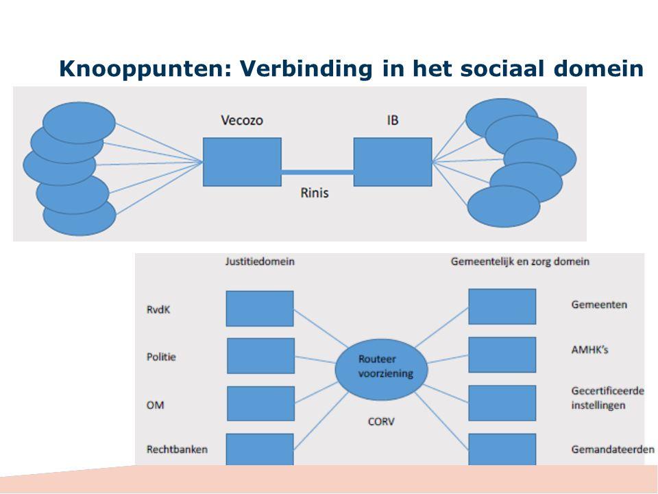 Knooppunten: Verbinding in het sociaal domein