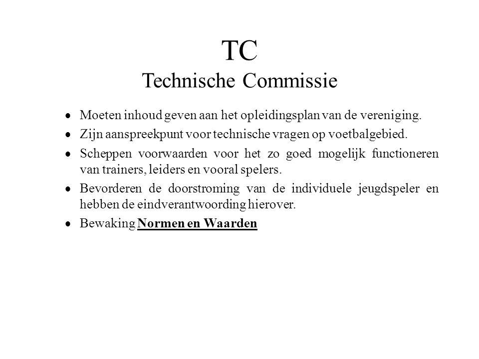 TC Technische Commissie