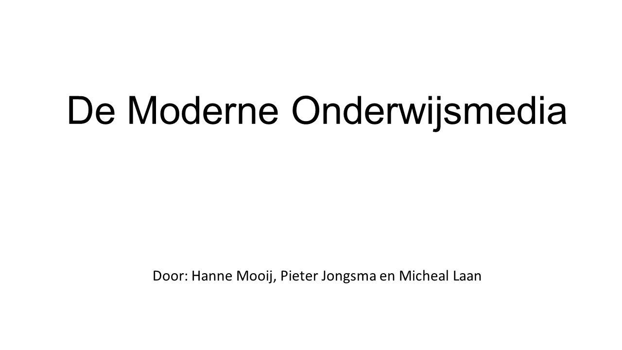 De Moderne Onderwijsmedia