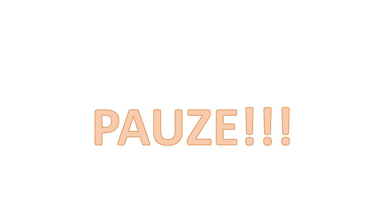 PAUZE!!!