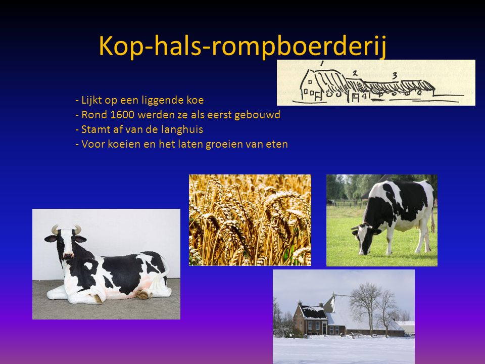Kop-hals-rompboerderij