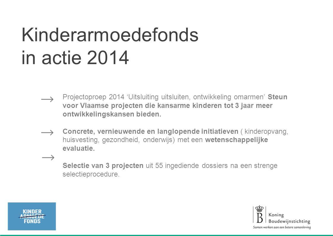 Kinderarmoedefonds in actie 2014