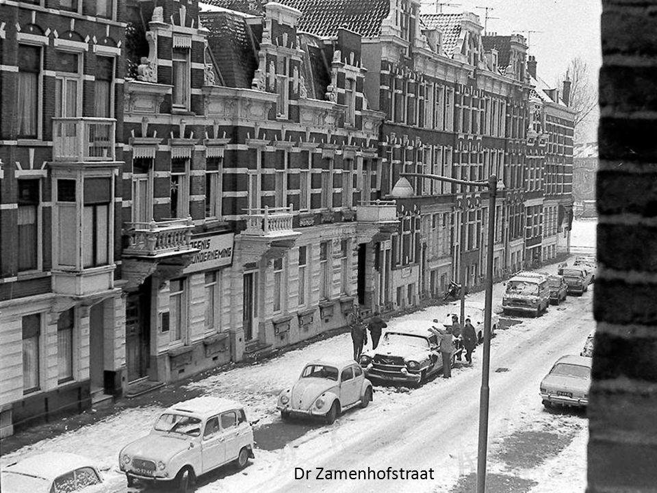Dr Zamenhofstraat