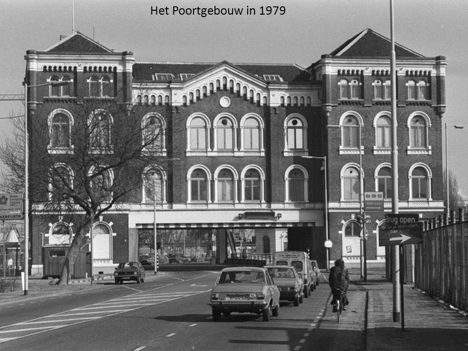 Het Poortgebouw in 1979