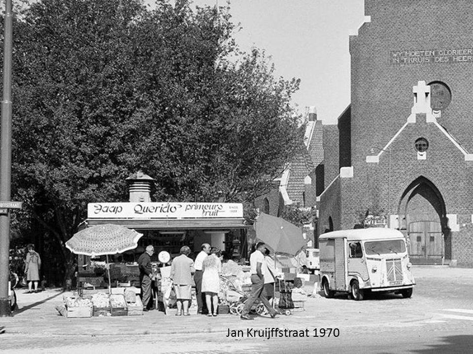 Jan Kruijffstraat 1970