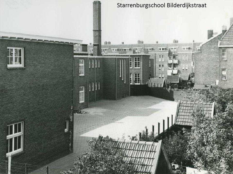 Starrenburgschool Bilderdijkstraat
