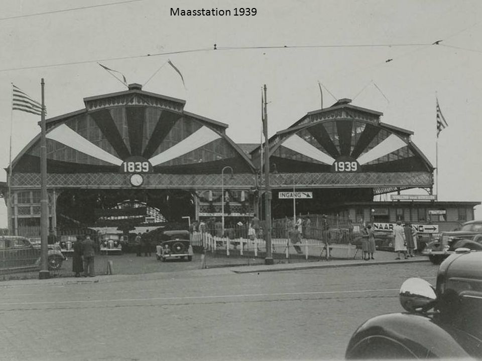 Maasstation 1939