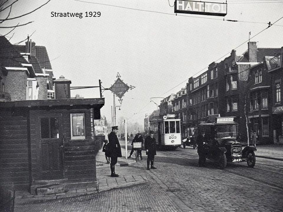 Straatweg 1929