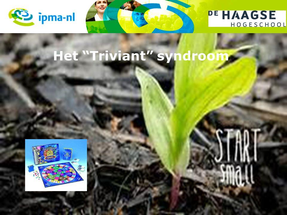 Het Triviant syndroom
