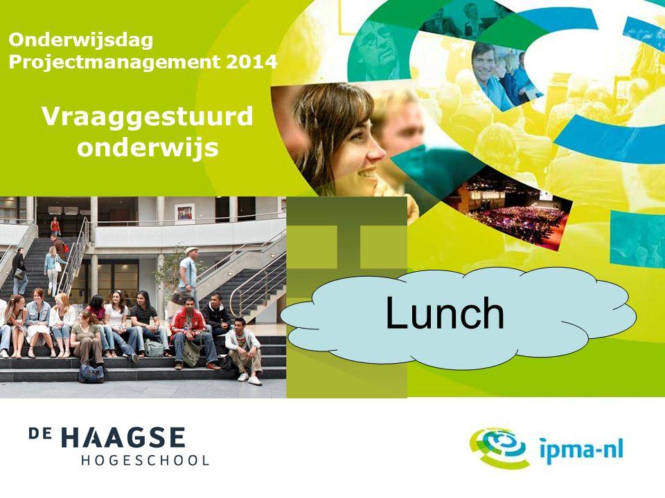 Onderwijsdag Projectmanagement 2014