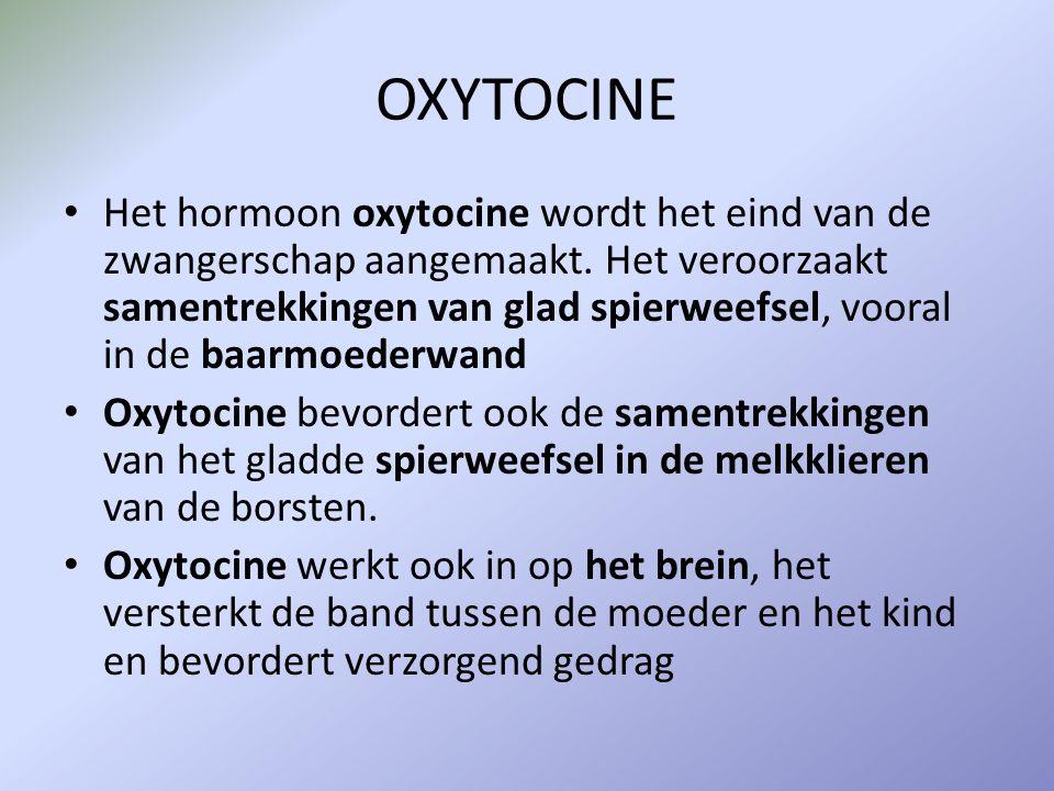 OXYTOCINE