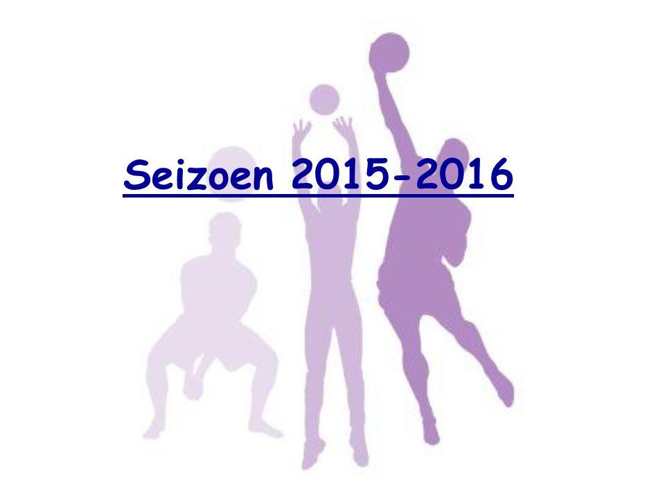 Seizoen 2015-2016 Norbert tot en met 27