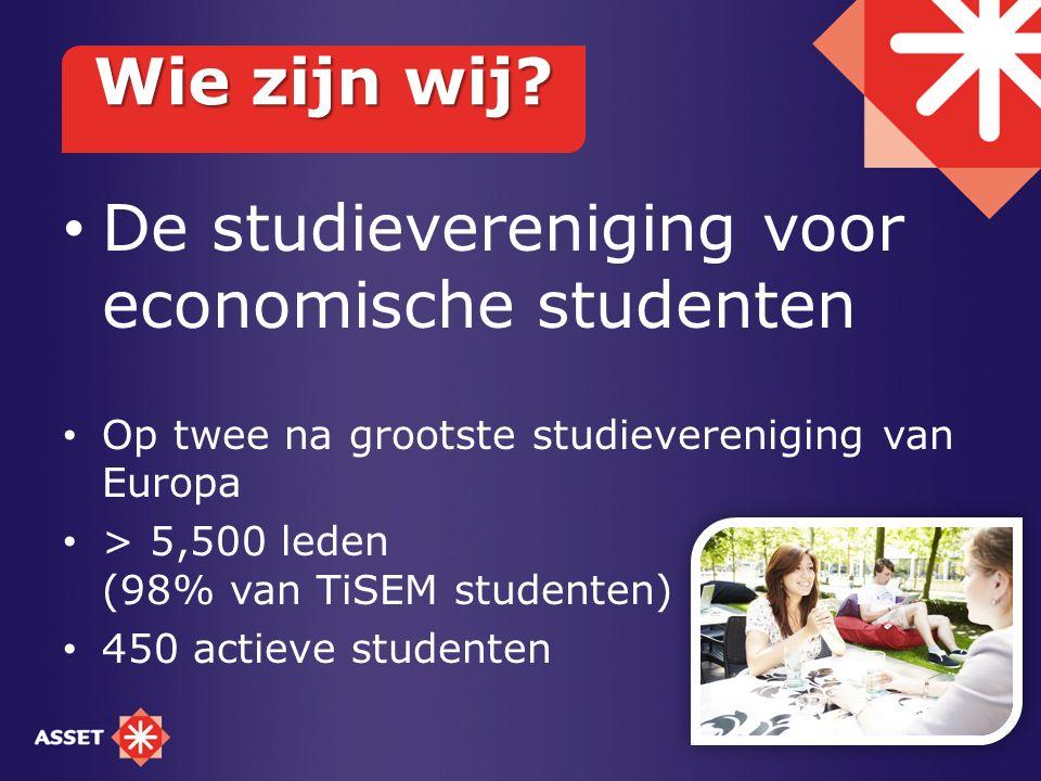 De studievereniging voor economische studenten