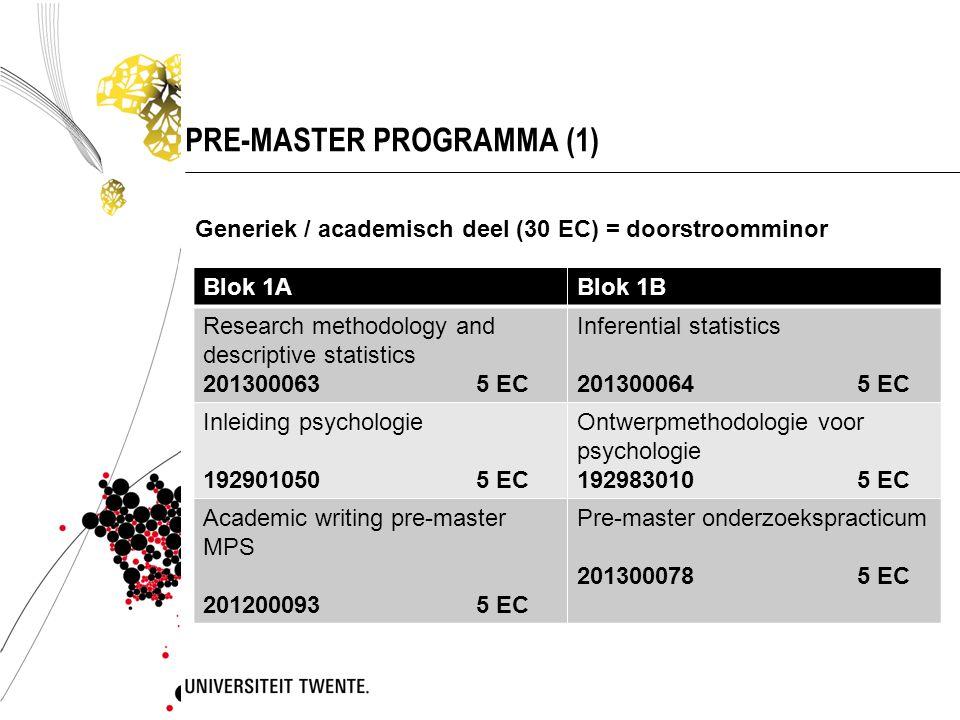 PRE-MASTER PROGRAMMA (1)