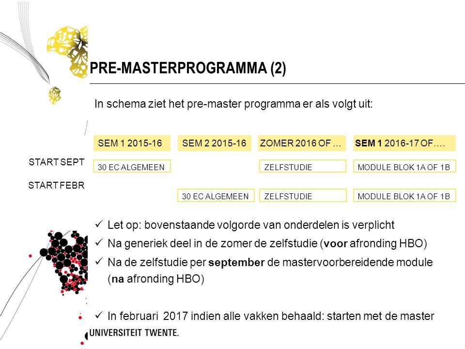 PRE-MASTERPROGRAMMA (2)