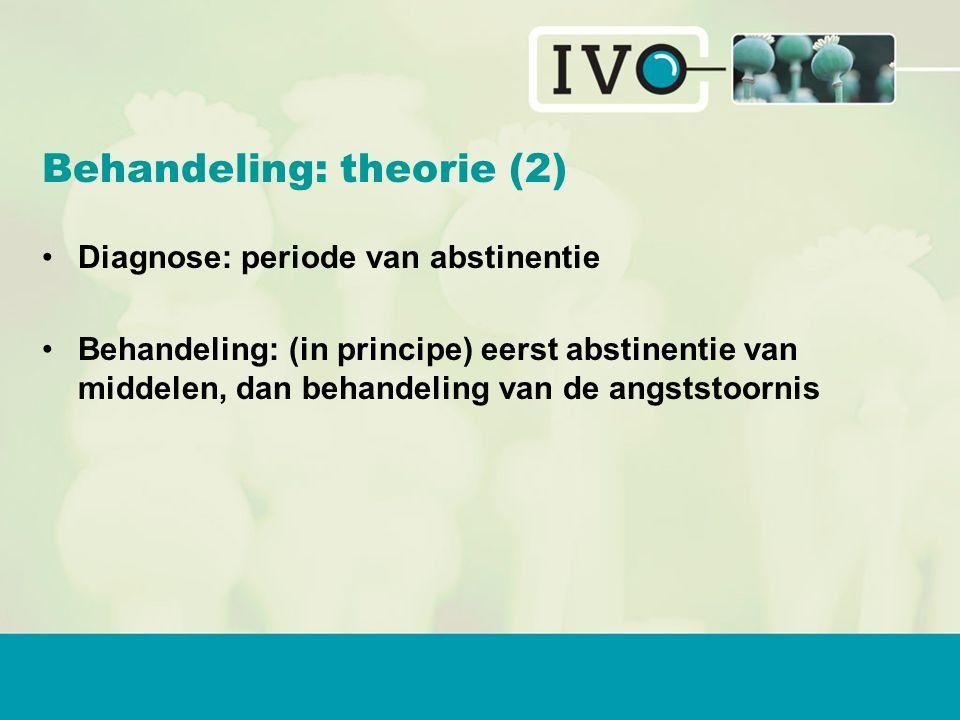 Behandeling: theorie (2)