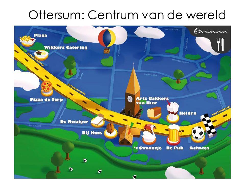 Ottersum: Centrum van de wereld