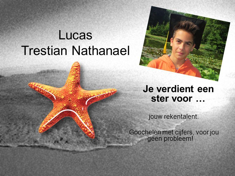 Lucas Trestian Nathanael