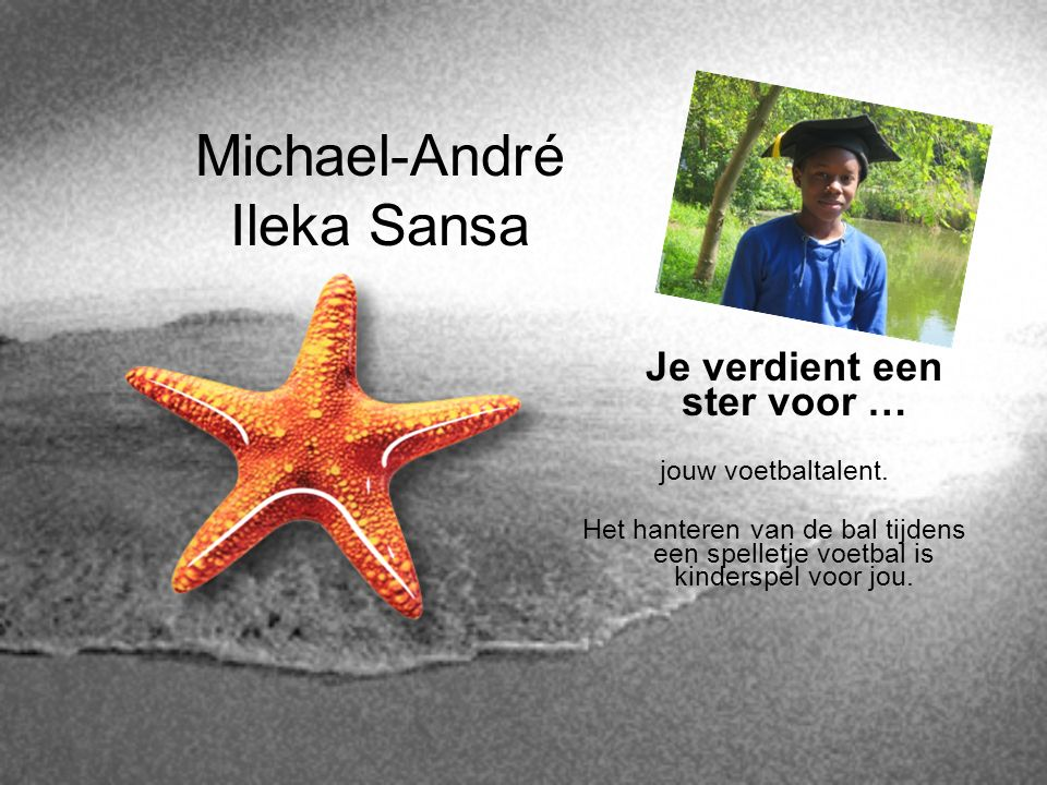 Michael-André Ileka Sansa