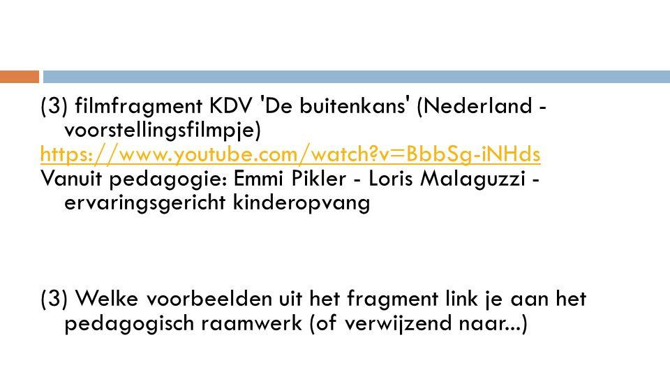 (3) filmfragment KDV De buitenkans (Nederland - voorstellingsfilmpje)