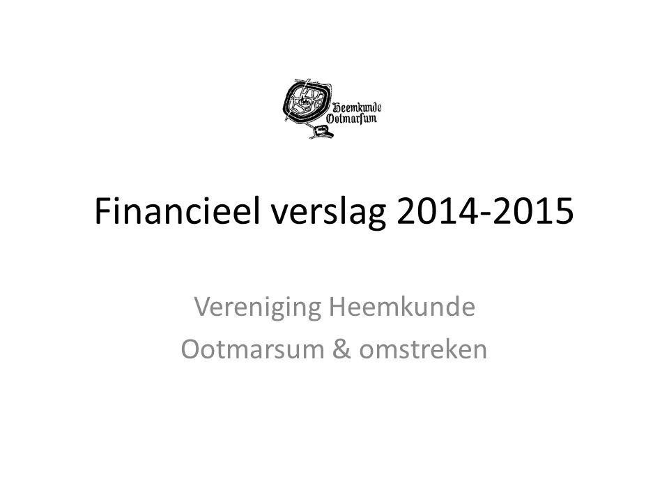 Vereniging Heemkunde Ootmarsum & omstreken