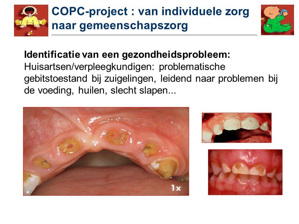 COPC-project : van individuele zorg naar gemeenschapszorg