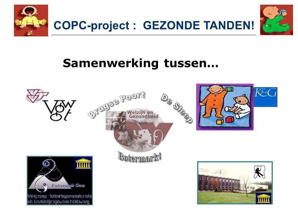 COPC-project : GEZONDE TANDEN!