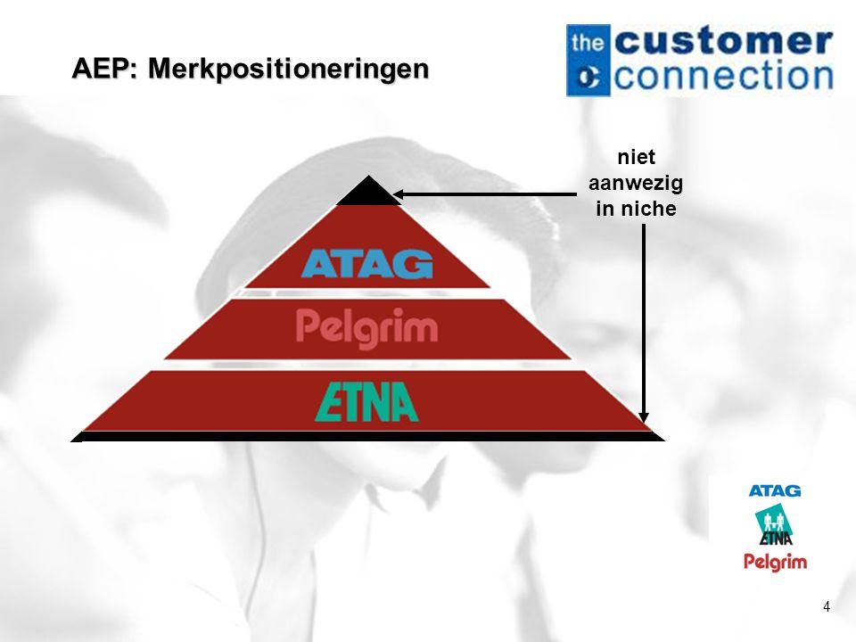 AEP: Merkpositioneringen