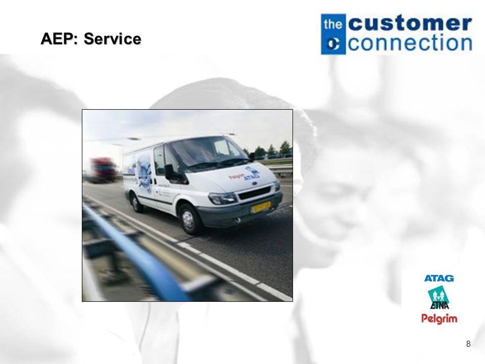 AEP: Service
