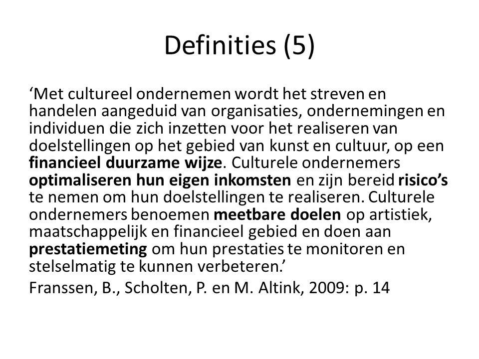Definities (5)