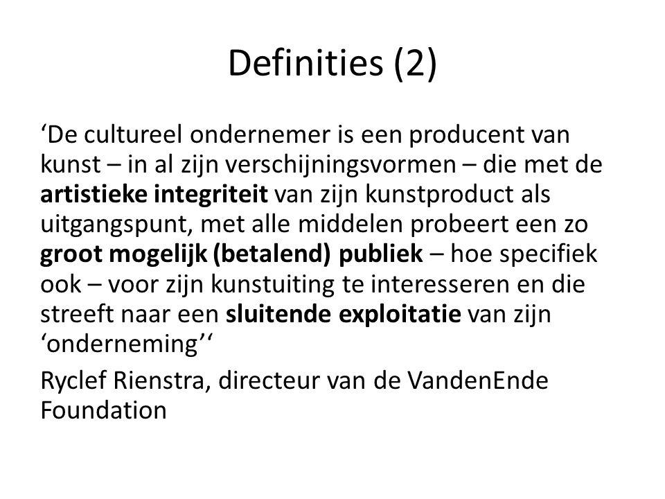 Definities (2)