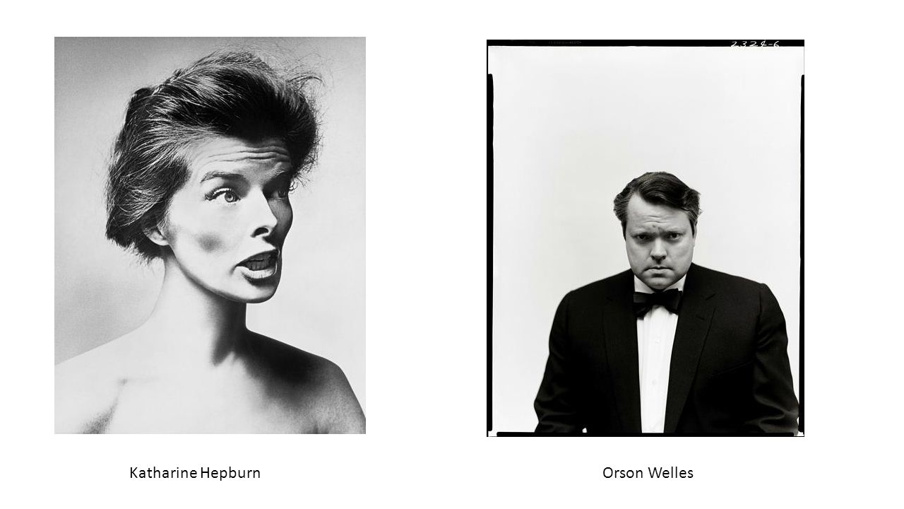 Katharine Hepburn Orson Welles