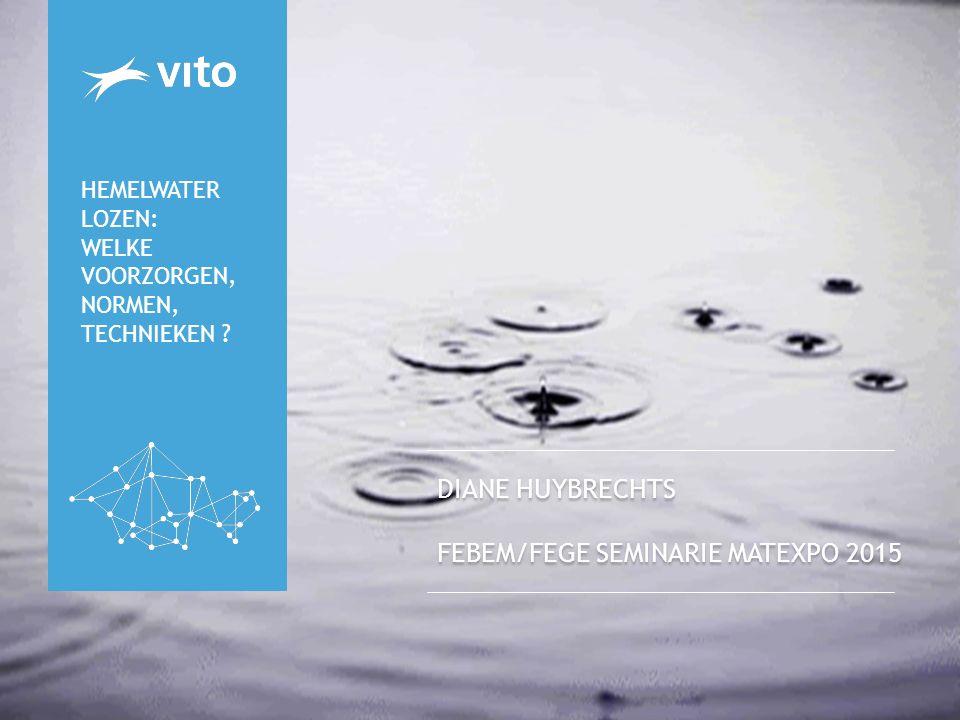 Diane Huybrechts FEBEM/FEGE Seminarie MATEXPO 2015
