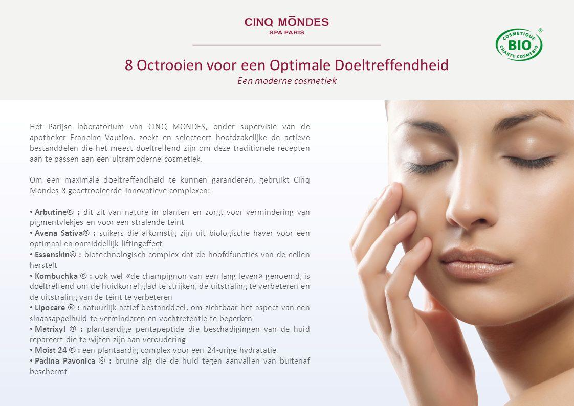 8 Octrooien voor een Optimale Doeltreffendheid